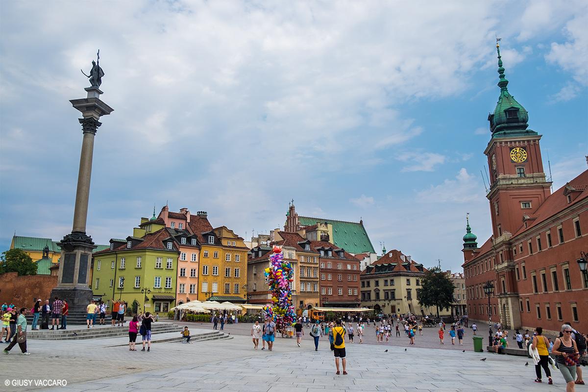 Varsavia centro storico Stare Miasto