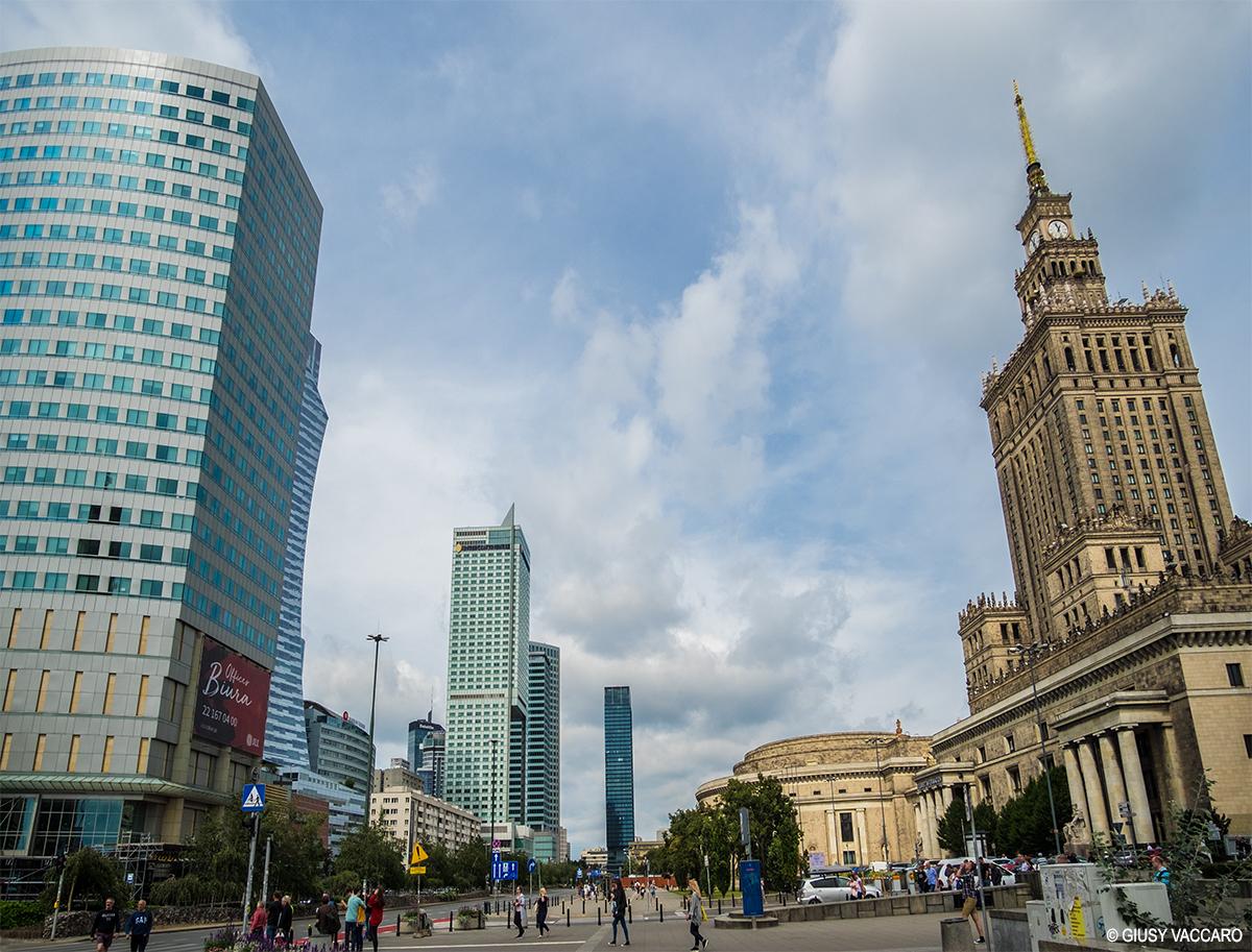 Palazzo delle Cultura Varsavia