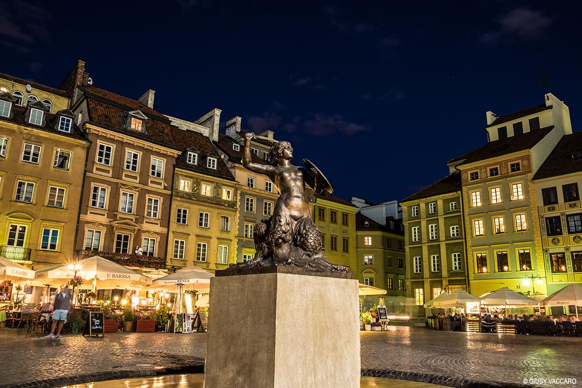 La Sirenetta di Varsavia