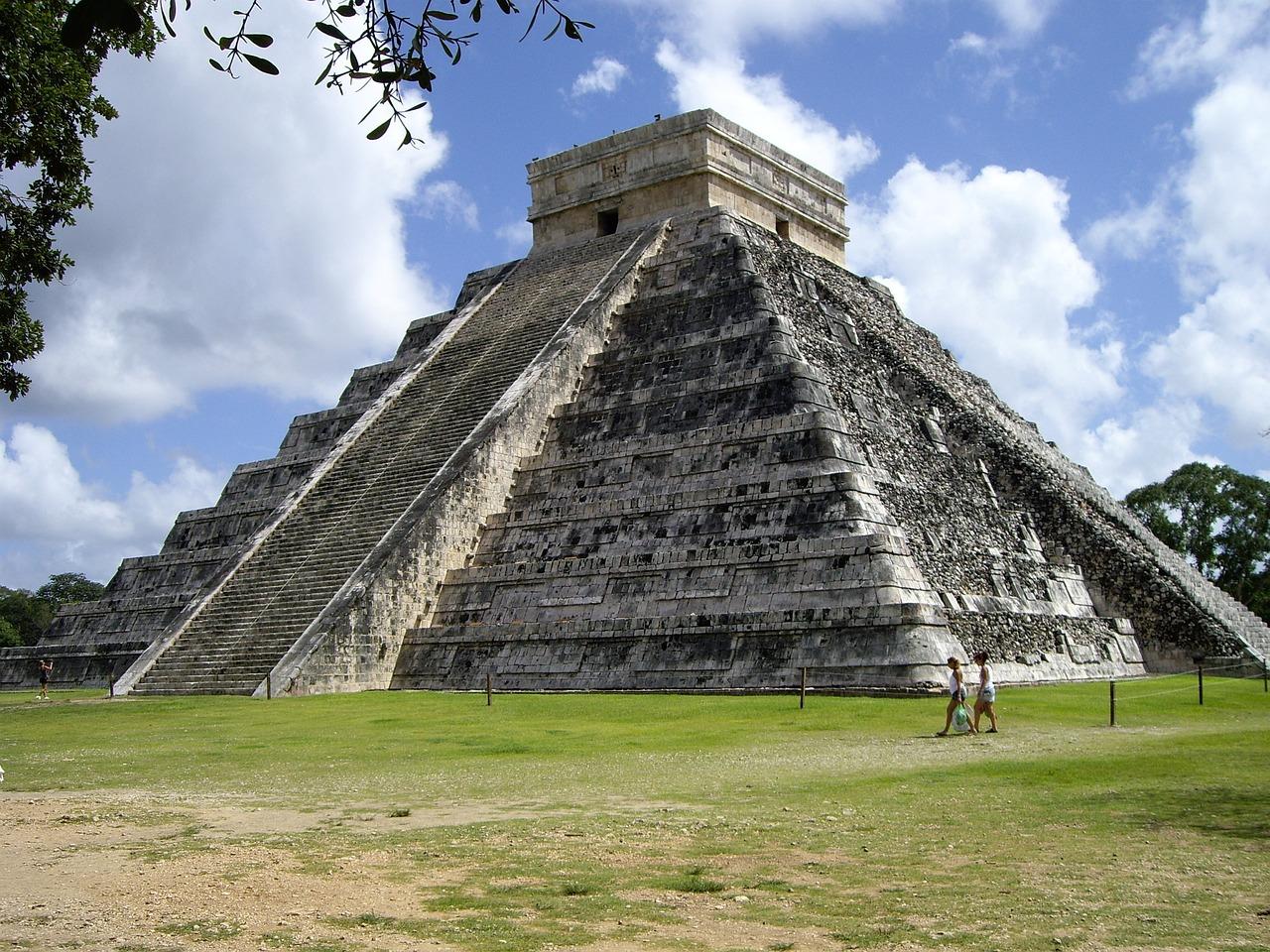 chichen-itza Yucatan