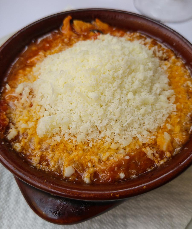 Cosa mangiare a Roma: trippa