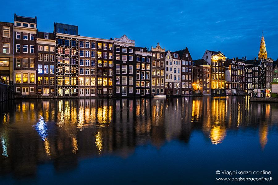 Ora blu ad Amsterdam
