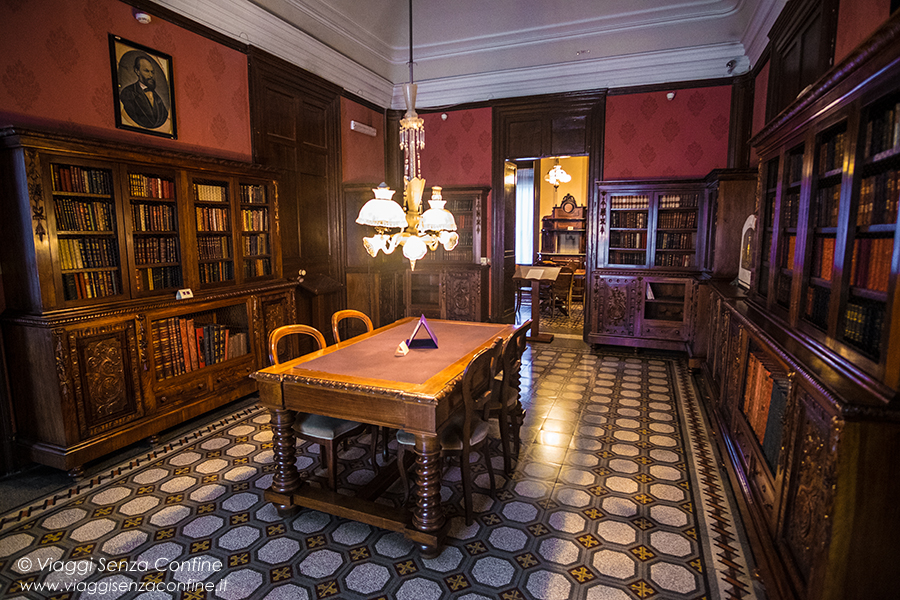 Casa Giovanni Verga