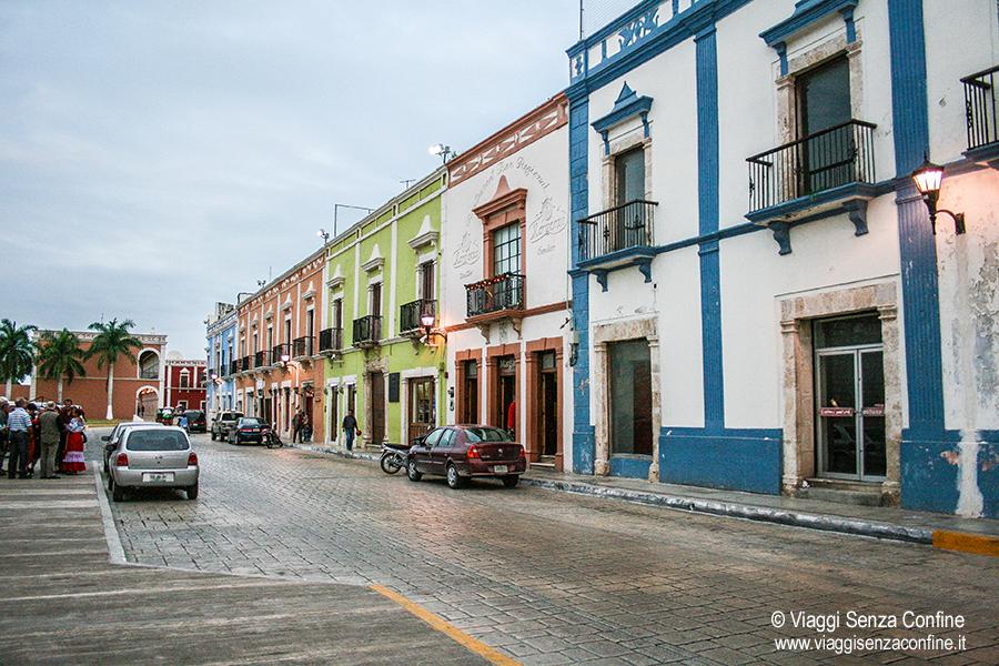Campeche Messico
