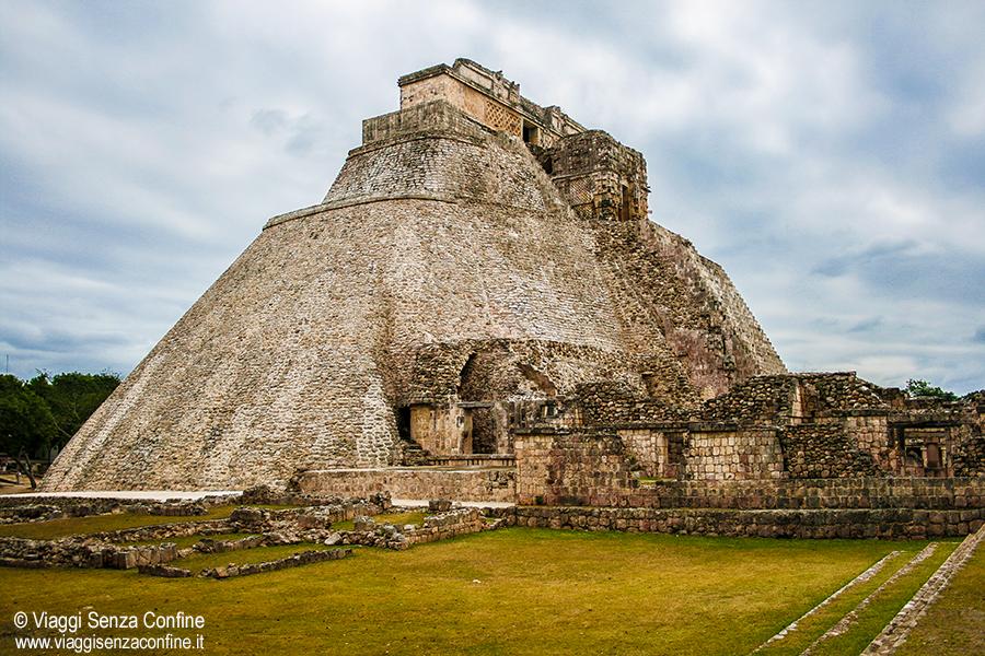 Uxmal Messico