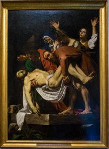 Deposizione di Cristo - Caravaggio