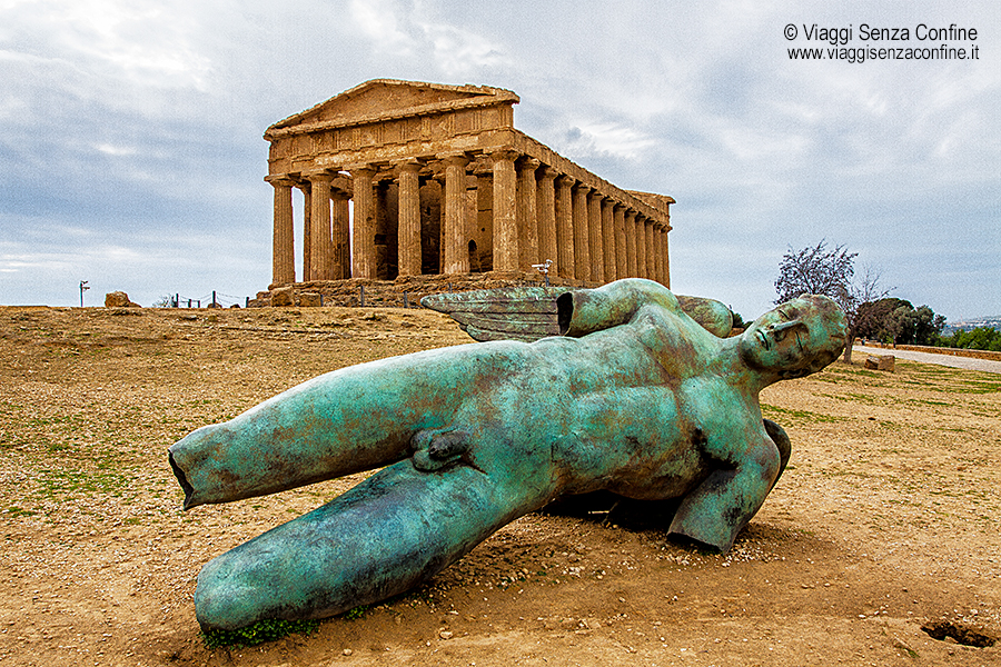 Valle dei Templi di Agrigento - Tempio della concordia
