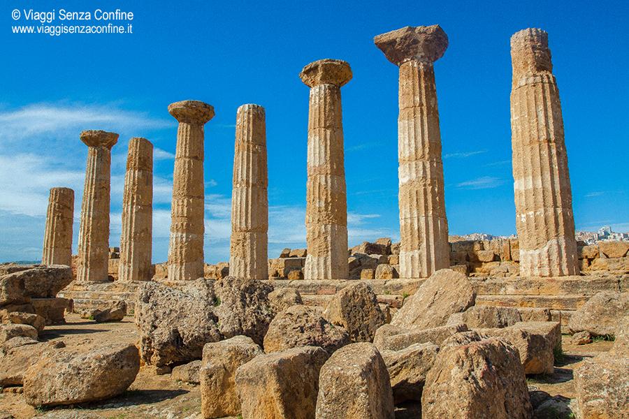 Valle dei Templi di Agrigento - Tempio di Ercole