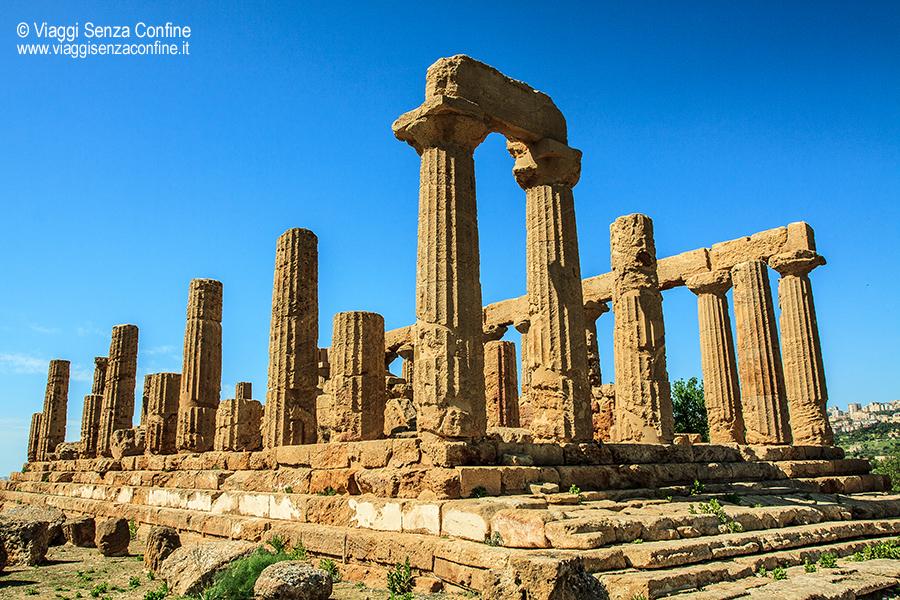 Valle dei Templi di Agrigento - Tempio di Giunone