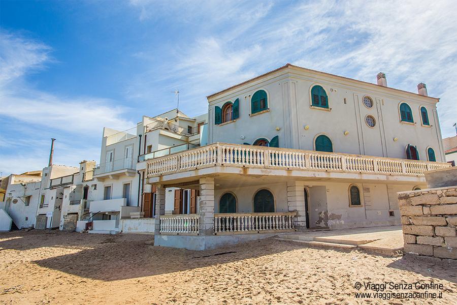 I luoghi di Montalbano - Casa di Montalbano