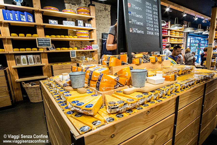 Cosa mangiare ad Amstrerdam: Formaggi olandesi