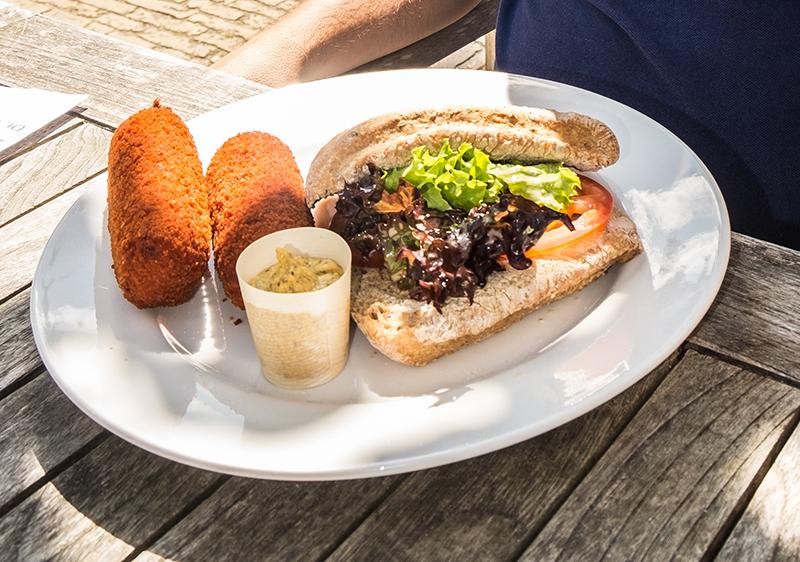 Cosa mangiare ad Amstrerdam: Crocchette di carne olandesi