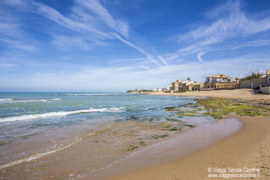 I luoghi di Montalbano - Spiaggia Montalbano