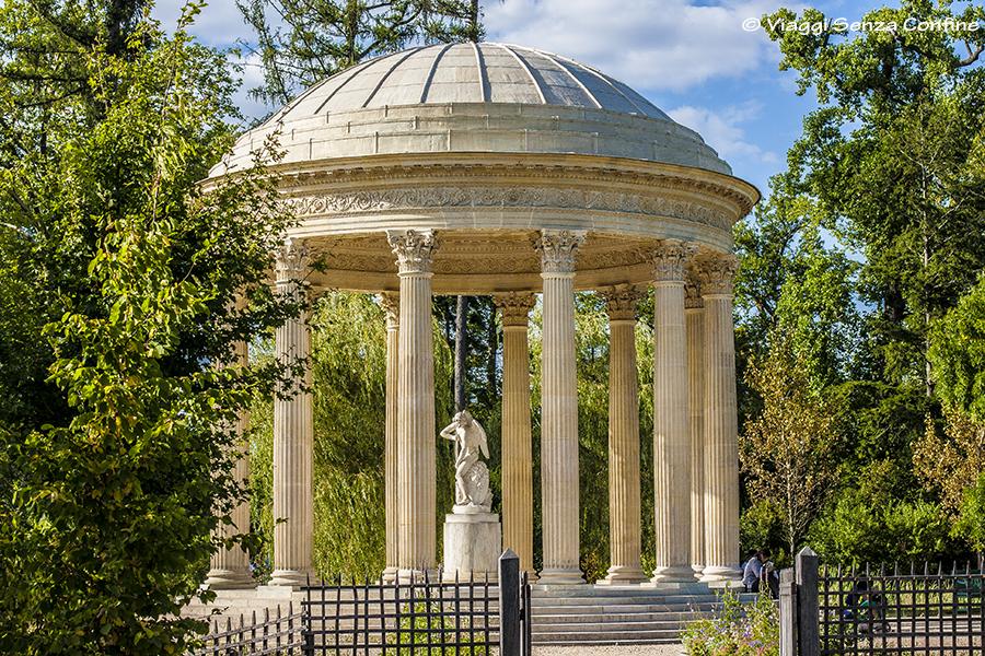 Petit Trtianon Tempio dell'amore