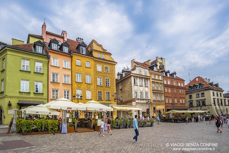 Cosa vedere a Varsavia: città vecchia (Stare Miasto)