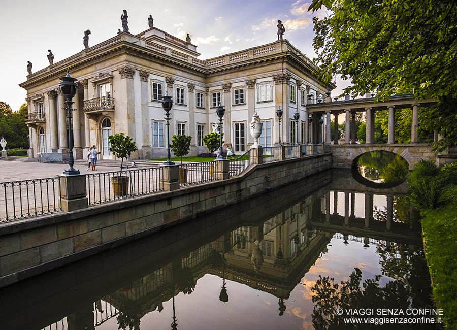 Cosa vedere a Varsavia: Il Parco Lazienki