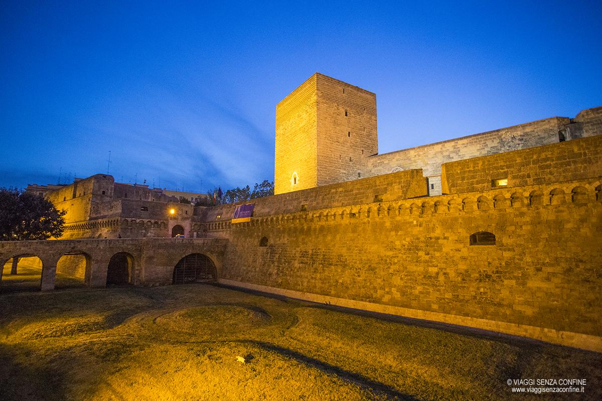 Bari Castello Svevo