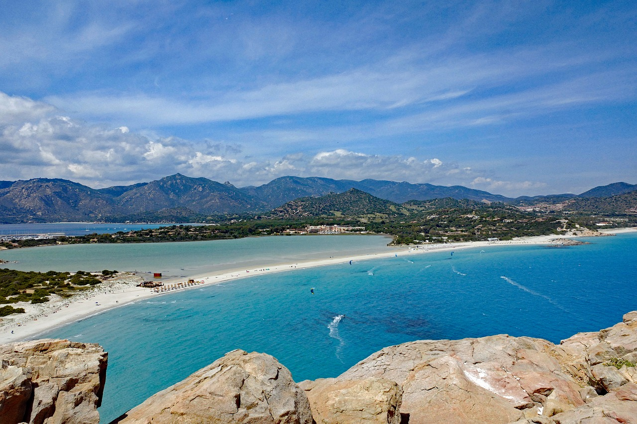 Le più belle spiagge della Sardegna: Villasimius