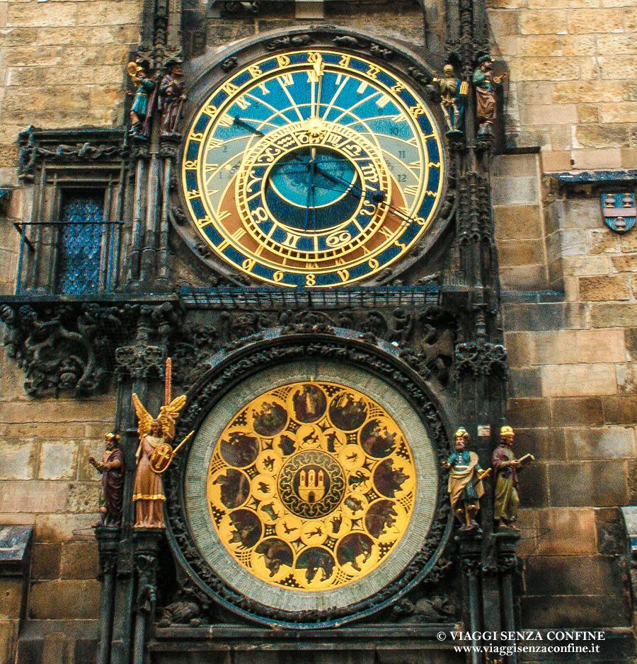 Cosa vedere a Praga - Orologio astronomico