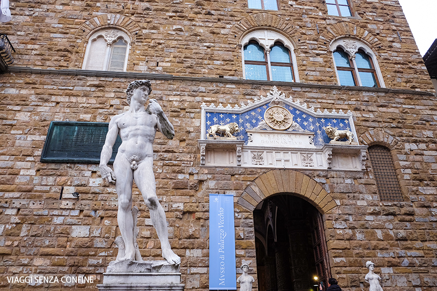 Firenze - David di Michelangelo
