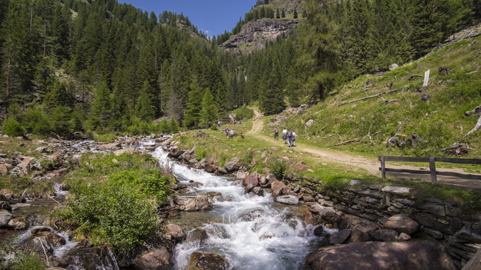 Cosa vedere in Trentino d'estate
