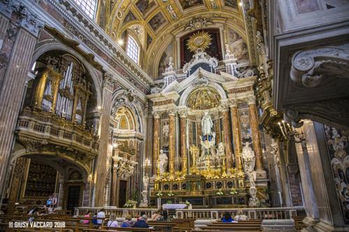 Cosa vedere a Napoli - Chiesa del Gesù Nuovo (1) (1)