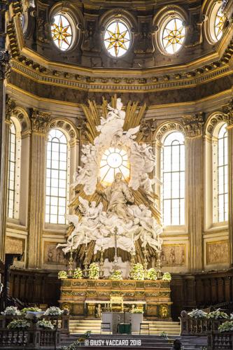Cosa vedere a Napoli - Duomo interno
