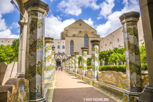 Cosa vedere a Napoli - Monastero di Santa Chiara