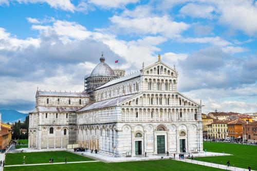 Piazza dei Miracoli di Pisa - Duomo