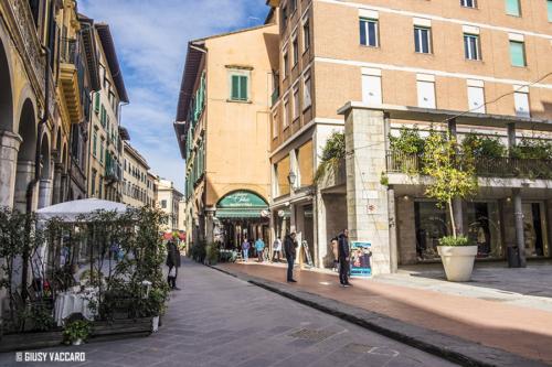 Pisa - Borgo Stretto