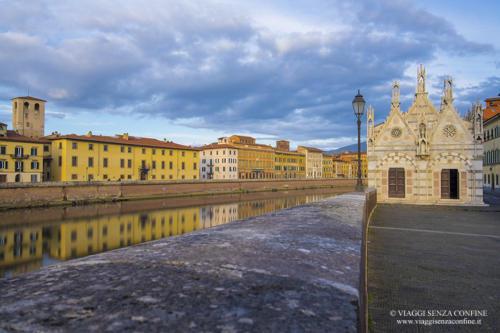 Pisa - Chiesa di Santa Maria della Spina