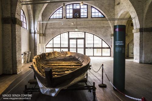 Pisa - Museo delle navi antiche